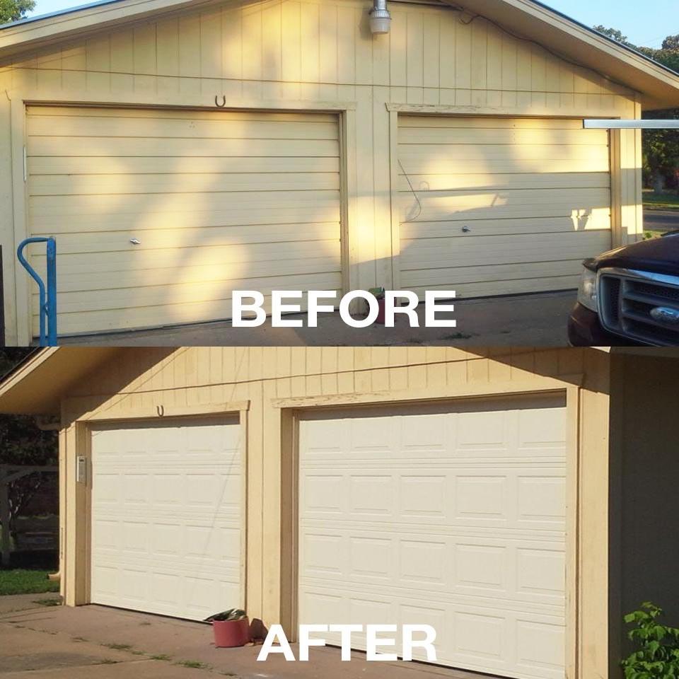Hill Country Garage Door Installation & Repair