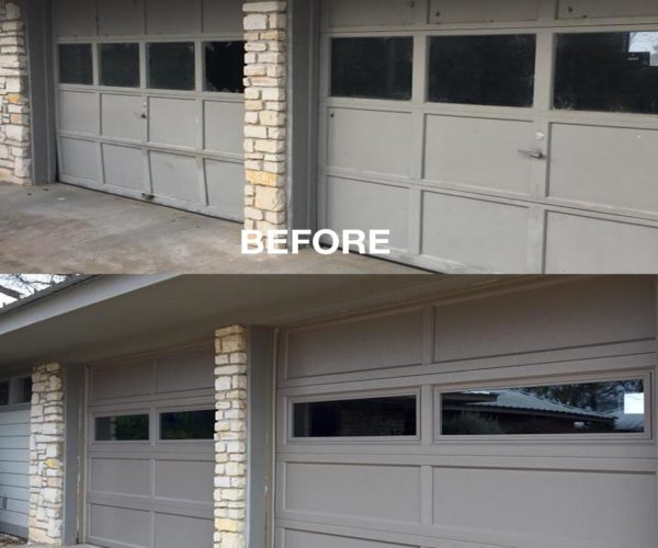 Garage Door Installation & Repair